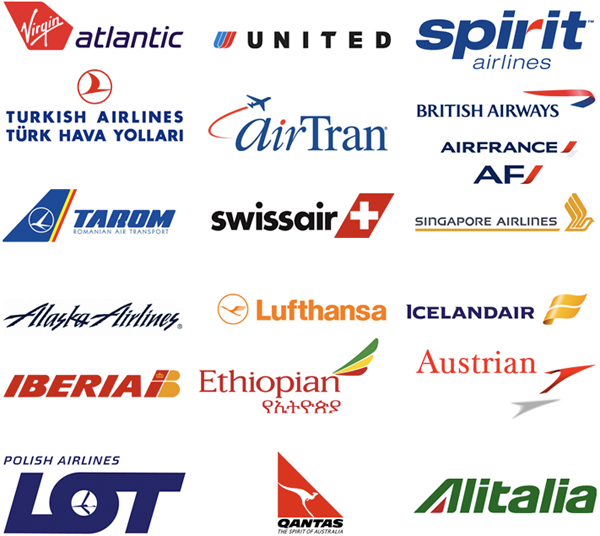 Airline Logos Birds Airlines Logos Quiz Answers